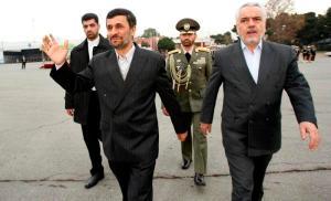 شایعه دستگیری رحیمی معاون اول احمدی نژاد، راست، قوت گرفت