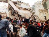 مرکز یهودیان در بوینس ایرس در سال 1994 توسز رژیم ایران منفجر شد