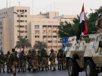 احتمال وقوع کودتای نظامی در مصر