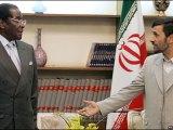 موگابه و قرارداد سری فروش اورانیوم به رژیم ایران