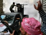 ارتش آزاد سوریه و تصرف پل استراتژیک جاده بین المللی فرودگاه دمشق