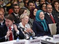 گزارشی از کنفرانس بين المللی در پاريس برای ازادی هفت گروگان اشرفی