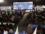 پاریس – شرکت اتحاد انجمنها برای ایران آزاد در کنوانسیون بزرگ ایرانیان برای دموکراسی