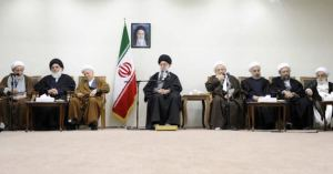 دیدارخامنهای با اعضای مجلس خبرگان رهبری- ۱۵ اسفندماه 1392