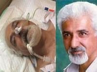 زندانی سياسی ماشاءالله حائری در کما رفته و حالش وخیم اعلام شده است