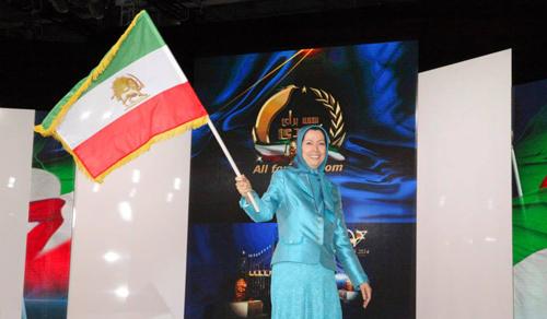 مريم رجوي: مرحله سرنگوني رژيم را شروع كرده ايم و بهاي آن هرچه باشد عقب نشيني نخواهيم كرد