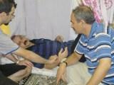 وضعیت نگران کننده زندانی سیاسی رضا شهابی در سی دومین روز اعتصاب غذا