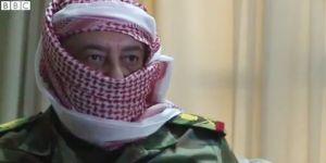 مزهر قیسی، سخنگوی شورای عالی نظامی انقلابیون عراق