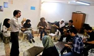 کلاس موسیقی