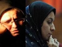 ویدئوی حضور مادر نگران ریحانه جباری – خانم شعله پاکروان – در مقابل زندان رجایی شهر