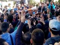 تظاهرات هزاران نفر از مردم اصفهان بر علیه اسید پاشی ها + عکسهای تظاهرات