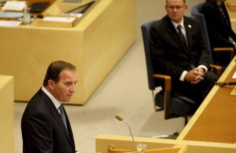 سوئد فلسطین را به عنوان یک کشور مستقل به رسمیت خواهد شناخت