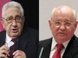 کیسینجر و گورباچف در مورد وقوع یک جنگ سرد جدید هشدار دادند