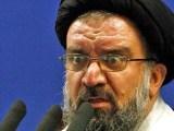 اعلام خطر آخوند احمد خاتمی: اختلاف سلیقهها عامل حذف فیزیکی نشود، آتشافروزی نکنید