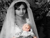 عقد ۳۵ دختربچه زیر ۱۳ سال در یکی از استانها