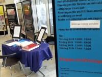 اعدامها در ایران را متوقف کنید – نمایشگاه عکس در شهر بوروس