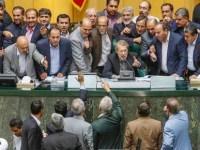 مجلس ارتجاع توافق اتمی را تصویب کرد