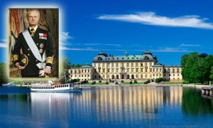 کاخ سلطنتی سوئد
