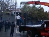 اعدام در ملأ عام در شهر خوی