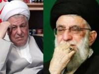 حمله خامنه ای به رفسنجانی: در تخریب شورای نگهبان با دشمن همزبانی میکنید