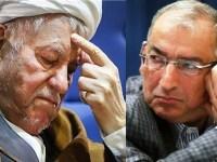 به زیر سئوال بردن آخوند رفسنجانی از سوی صادق زیبا کلام در مورد قتل عام 67