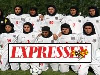 توجه گسترده رسانه های سوئد به خبر اتحاد انجمنها برای ایران آزاد در مورد لغو بازی فوتبال