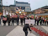 استکهلم: تظاهرات در حمایت از مقاومت حلب