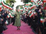 سفر مریم رجوی به آلبانی و دیدار با مجاهدین
