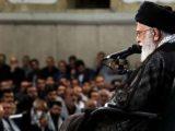 خامنهای: هیئت حاکمه  آمریکا «چاقوکشانی تازهکار و بیتجربه» اند