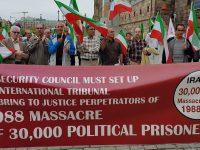 استکهلم: دادخواهی شهیدان قتلعام ۶۷ و توقف اعدامها