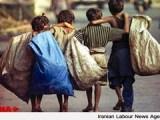 انتشار تصاویر کودکان کارِ دستگیرشده بروجردی