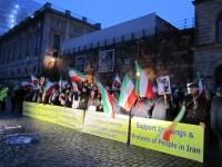 استکهلم – درخواست ایرانیهای مقیم سوئد از وزیر خارجه مارگوت والستروم