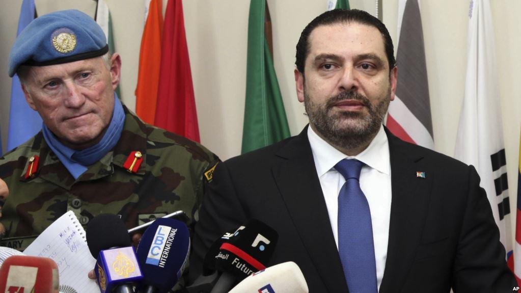 سعد الحریری» : ارسال دو نامه محرمانه به مرجعیت دینی شیعیان در عراق