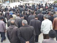 درگیری کشاورزان اصفهان با گارد ویژه+ فیلم