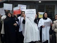 سرکرده دادگستری جرئت نمیکند  بگوید پرونده زنان دستگیر شده