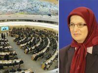 فریده کریمی؛ تصویب قطعنامه تمدید مأموریت گزارشگر ویژه سازمان ملل