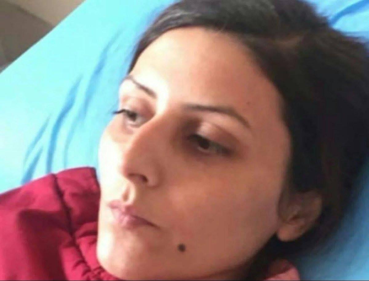 گلرخ ایرایی در بیمارستان به اعتصاب غذای خود پایان داد