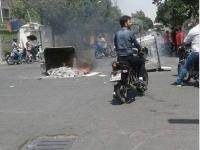 اقرار رژیم به تجمع و اعتراض در شیراز