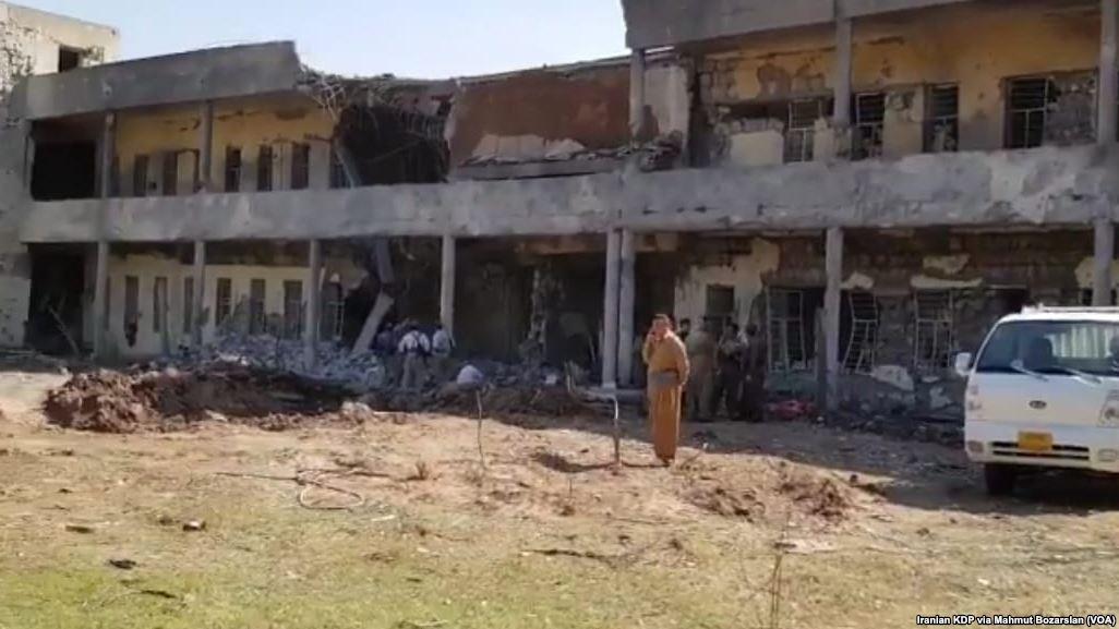 حزب دمکرات کردستان میگوید فعالیت علیه جمهوری اسلامی را شدت میبخشد