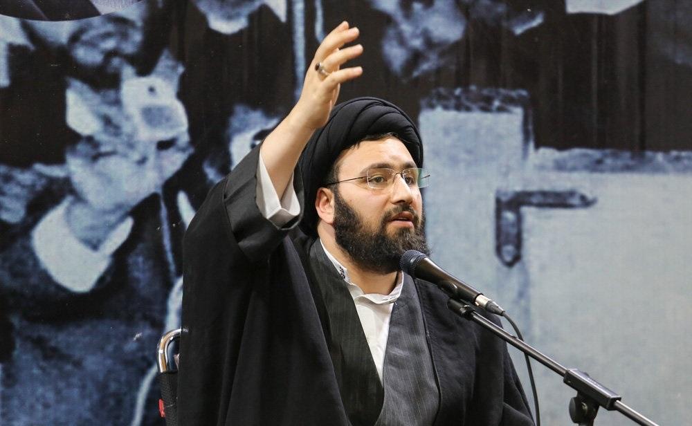 علی خمینی نوه دجال به نجف هجرت کرد