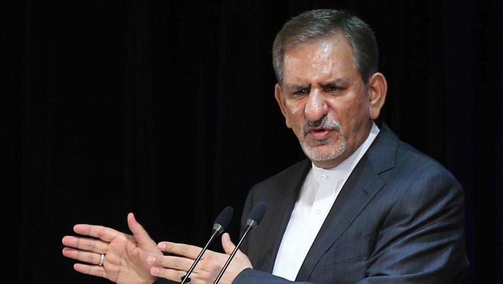 جهانگیری: بودجۀ ایران اسیر نفوذیها و نهادهای موازی است