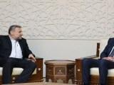 فلاحتپیشه در سوریه: کمکهای انجام شده  بهعنوان حقالناس  به خزانه ملت ایران برگردد
