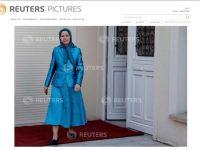 مریم رجوی در گفتگو با رویترز: سرنگونی حاکمان ایران هیچگاه تا این حد نزدیک نبوده است