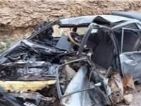 در هر ساعت دو ایرانی بر اثر تصادف میمیرند