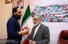 پناهندگی امیر توحید فاضل؛ خبرنگاران رژیم  در سفر ظریف