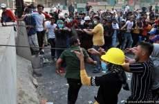 نگرانی مزدوران رژیم در عراق