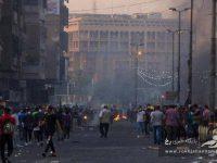 اصابت دو موشک به منطقه الاسکان و الشعب در بغداد