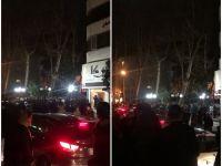 تجمع اعتراضی مردم شهرهای رشت و لاهیجان