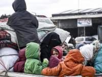 مرگ بر بشاراسد، اواره شدن  ۹۰۰ هزار سوری طی ۳ ماه