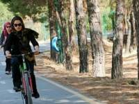 دوچرخه سواری بانوان درطرقبه و شاندیزممنوع شد